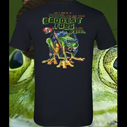 Baddest Frog M White