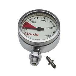 Pressure Gauge Module Psi -- Metal W/o Boot