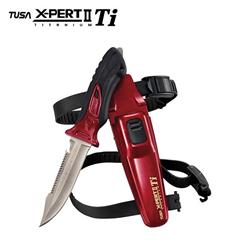 X-pert Ii Titanium Knife Mdr