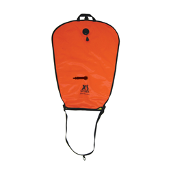 Deluxe Lift Bag - 50# / Orange