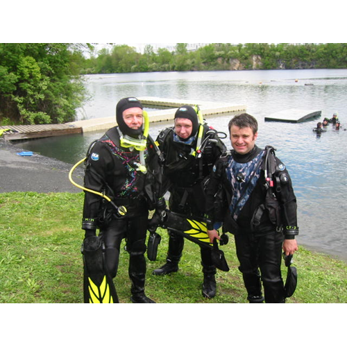 Advanced Open Water Weekend
