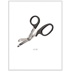 Stainless Shears With Nylon Sheath