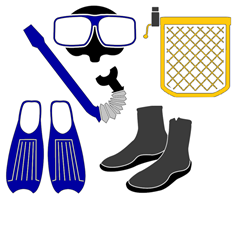 New Diver Essentials Package