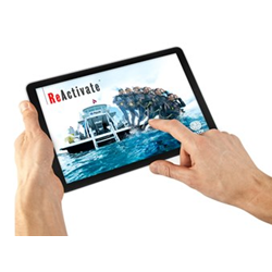 Padi Reactivate Touch