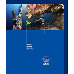 Padi Deep Diver Specialty Manual