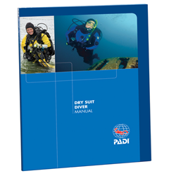Padi Dry Suit Specialty Manual
