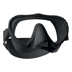 Ghost Mask W/ Ez Strap-black