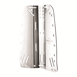 Backplate - Stainless Steel