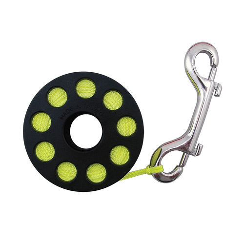 Finger Spool 60' with SS Clip