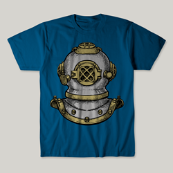 Colour Hardhat Diver - Shop T