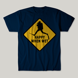 Happy When Wet - Shop T