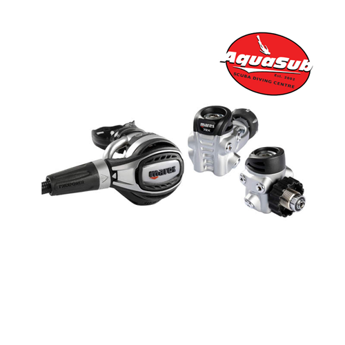 Mares 72X Regulator Package