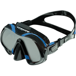 Venom Mask, Black/blue