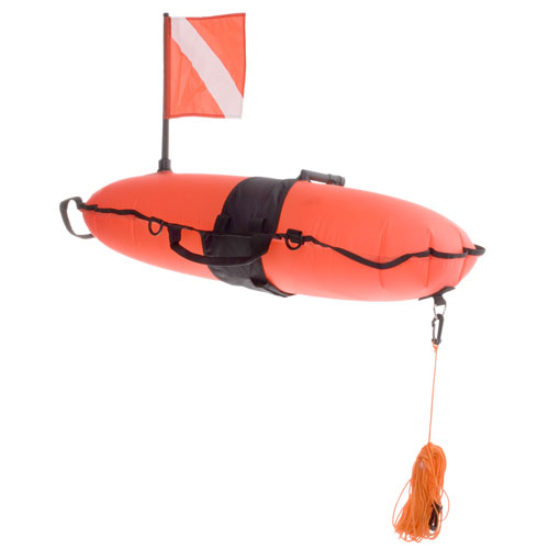 3 Piece float and Flag set