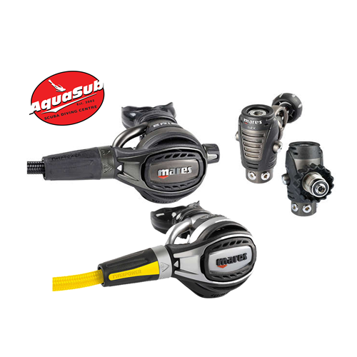 MARES Epic 82x Regulator Package