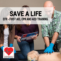 Emergency First Response - CPR, AED And First Aid