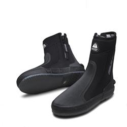 B1 6.5mm Semidry Boots - 2x Small
