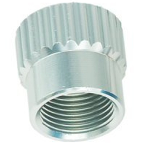Aluminum DIN Cap (for 1st stage)