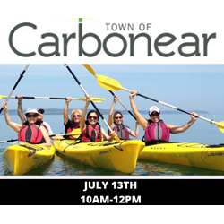 Carbonear Shed Party Kayak