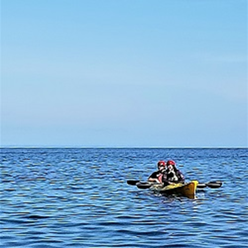 Kayaking: 3 Hour Coastline Paddle