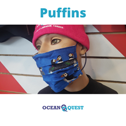 Facemask - Puffin