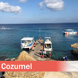 Cozumel May 16-23, 2020