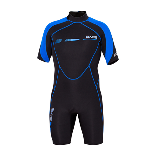 2mm Sport S-Flex Shorty Wetsuit