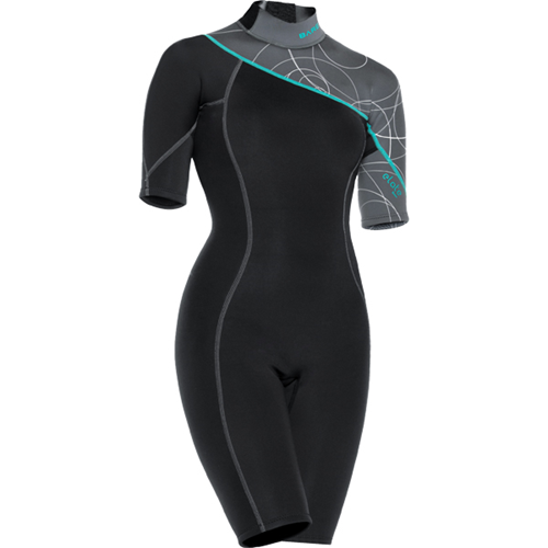 2mm Elate Shorty Womens Wetsuit