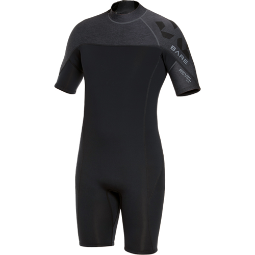 2mm Revel Shorty Mens Wetsuit