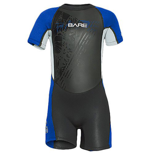 2mm Tadpole Shorty Kids Wetsuit