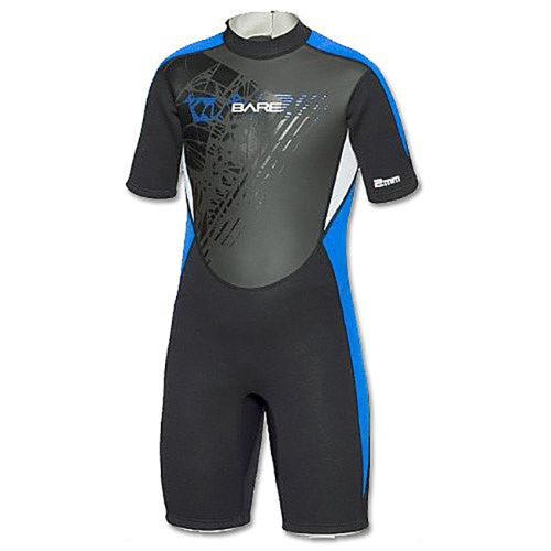 2mm Manta Shorty Youth Wetsuit