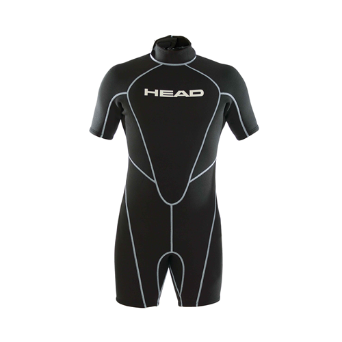 2.5mm Wave Mens Shorty Wetsuit