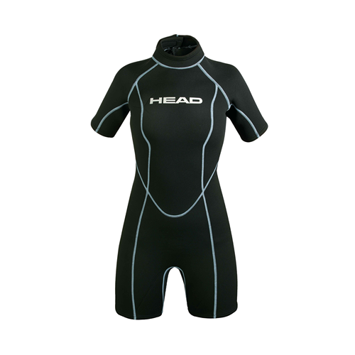 2.5mm Wave Womens Shorty Wetsuit