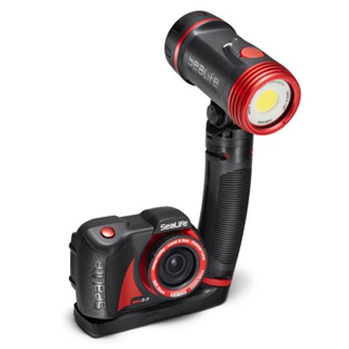 Micro 2.0 Pro 2500 (includes SL512, SD 2500, flex arm, Micro Tray, Grip, SL942 Sea Dragon case)