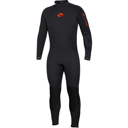 3mm Velocity Ultra Full, Mens, Lava
