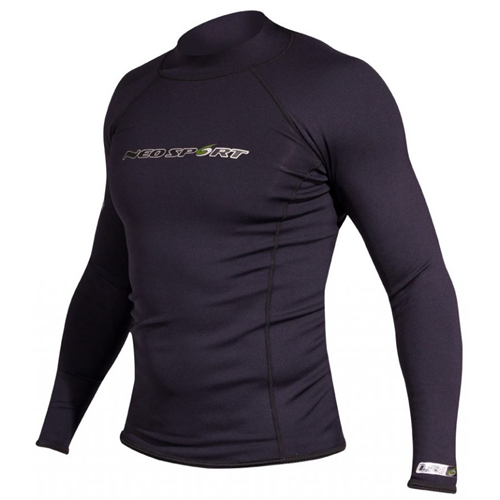1.5mm Xspan Long Sleeve Top - L