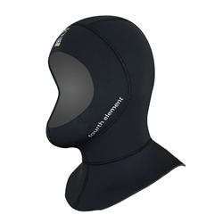 7mm Bibbed Hood - Neoprene