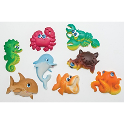 Sea Creature Magnets