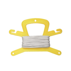 Line Holder With 75 Ft. Nylon Line