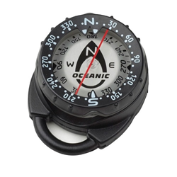 Compass In Clip Mount