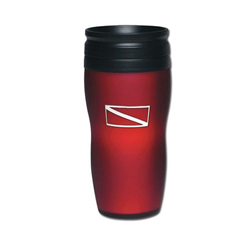 Dive Flag Tumbler With Lid