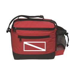6 Pack Insulated Cooler Bag