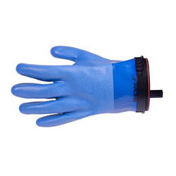 Antares Dry Glove System, Glove Side