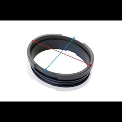 Stiff Ring - Antares & Qcs Oval