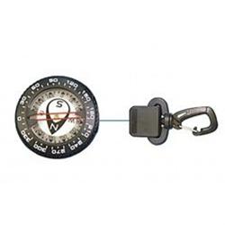 Retractor Compass Avec Gate Snap *g