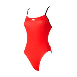 Maillot De Nage Open Back