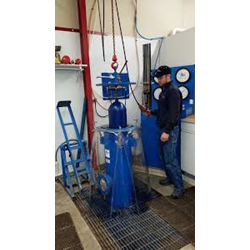 Hydrostatic Cylinder Recertification