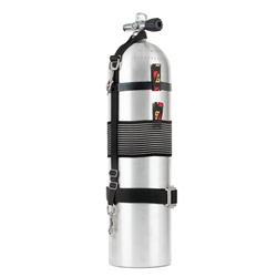 Travel Stage/sidemount For 5, 7, 8 In Cylinders