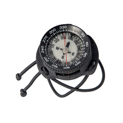 Hand Compass W/bungee