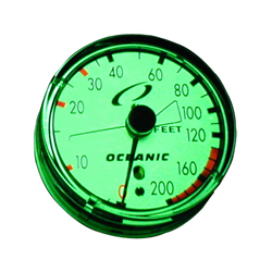 Oceanic Depth Gauge